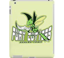 Azalea Town Fury Cutters: Scyther Sport Logo iPad Case/Skin