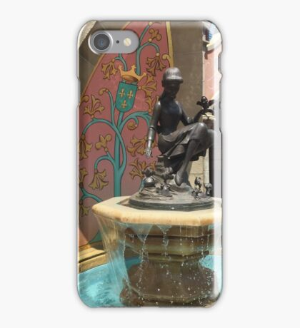 More kindness in your little finger iPhone Case/Skin