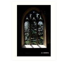 A window for Lawrence Art Print