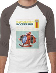 Rap Master Manual Men's Baseball ¾ T-Shirt