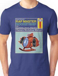 Rap Master Manual Unisex T-Shirt
