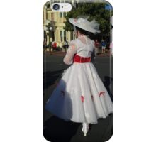 Jolly Holiday with Mary iPhone Case/Skin