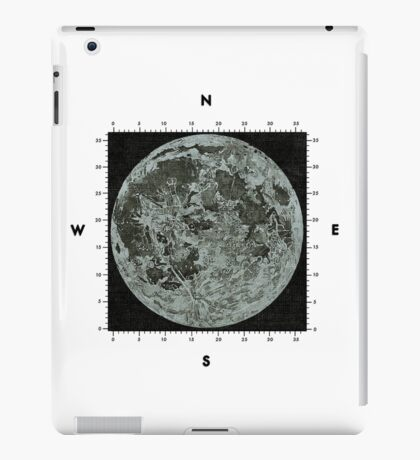Moon Scale iPad Case/Skin