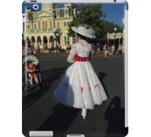 Jolly Holiday with Mary iPad Case/Skin
