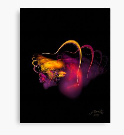 A Fractal Beauty Canvas Print
