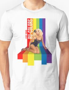 Ru-Colors Unisex T-Shirt