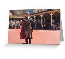 prince philip Greeting Card