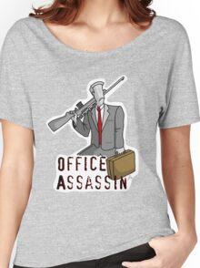 Office Assassin Women's Relaxed Fit T-Shirt