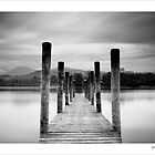 Pier by Ian Parry