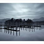Derwent Water by Ian Parry
