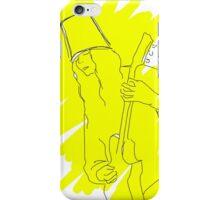 Buckethead iPhone Case/Skin