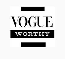 Vogue Worthy Men's Baseball ¾ T-Shirt