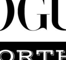 Vogue Worthy Sticker