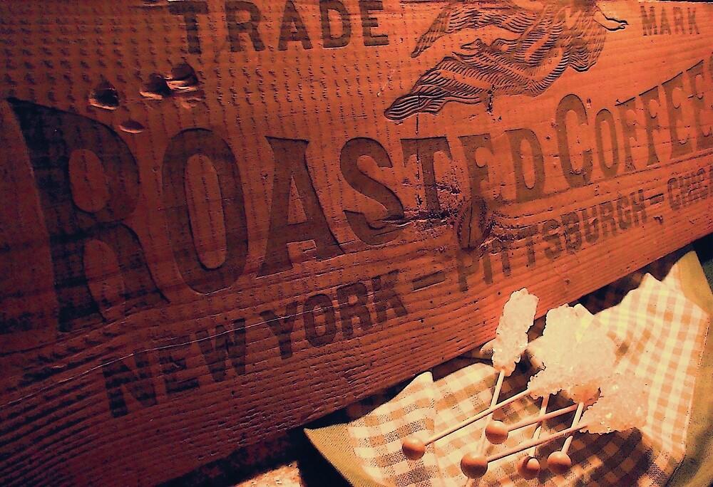 Trade Mark Roasted Coffee by Susan Bergstrom
