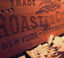Trade Mark Roasted Coffee by Susan Bergstrom