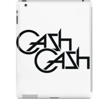 Cash Cash logo iPad Case/Skin