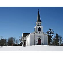 St. James Meeting House Photographic Print