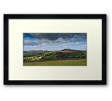 Sheepstor Dartmoor Devon UK Framed Print