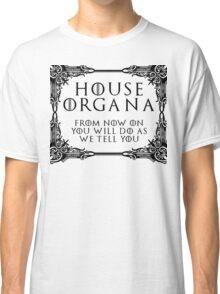 House Organa (black text) Classic T-Shirt