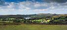 Dartmoor: Sheepstor Village, Burrator Reservoir, Devon UK. by DonDavisUK