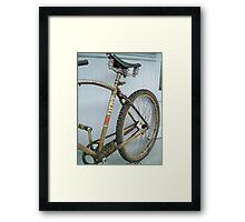 I Love Dirt Framed Print