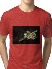 ATA Fighter Tri-blend T-Shirt