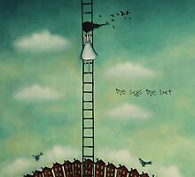 The sky's the limit  by Amanda  Cass