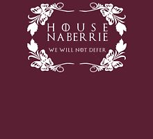 House Naberrie (white text) Unisex T-Shirt