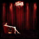 le salon rouge by Vanessa Ho