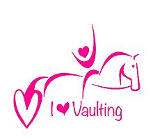 I heart Vaulting by S Ryan