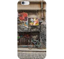 Hosier Lane Light Boxes 2 iPhone Case/Skin