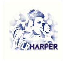 Bryce Harper Art Print