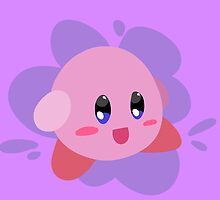 Kirby Splash! by PixieWillow