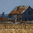 Old Barn by Jim Cumming