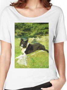 Man's Best Friend Women's Relaxed Fit T-Shirt
