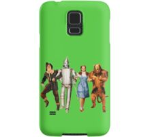 Scarecrow, Tin Man, Dorothy, and the Cowardly Lion Samsung Galaxy Case/Skin