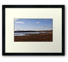 A Beautiful Vista Framed Print