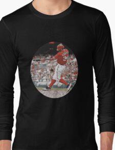 Bryce Harper Batting Long Sleeve T-Shirt
