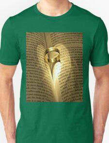 Love Never Fails Unisex T-Shirt