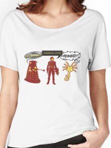 Exterminate, Assimilate, Inseminate! Women's Relaxed Fit T-Shirt
