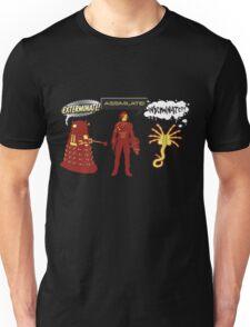 Exterminate, Assimilate, Inseminate! Unisex T-Shirt