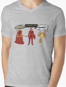 Exterminate, Assimilate, Inseminate! Mens V-Neck T-Shirt