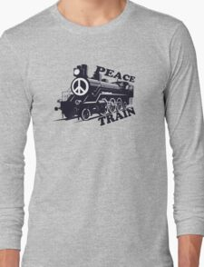 Cat Stevens - Peace Train is coming Long Sleeve T-Shirt