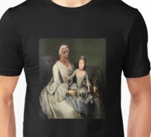 Kim and North - personalize with any two pictures of your choice! Unisex T-Shirt
