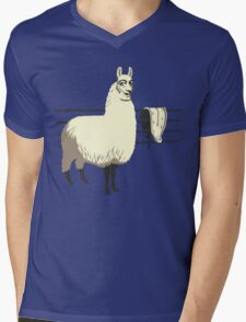 The Dali Llama Mens V-Neck T-Shirt