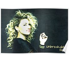Tori Kelly Unbreakable Smile Poster