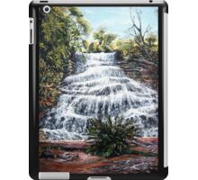 Katoomba Falls, Blue Mountains Australia iPad Case/Skin