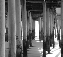 Pier Supports by Rayworsnop