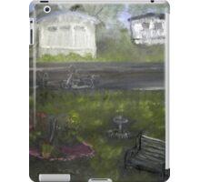 My Backyard - En plein air  iPad Case/Skin
