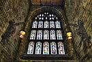 Loughborough Church Narthex Window by Yhun Suarez